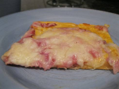 Ham and Cheese Tart 004